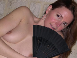 Naked pics of a real amateur MILF
