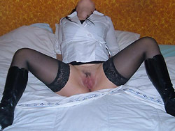 User-submitted pics from a real amateur orgy