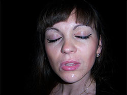 Mixed gallery of amateur blowjobs and cumshots