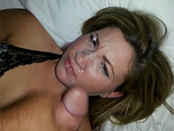 Wife really hates the big facial