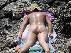 Pics from the nudist beach