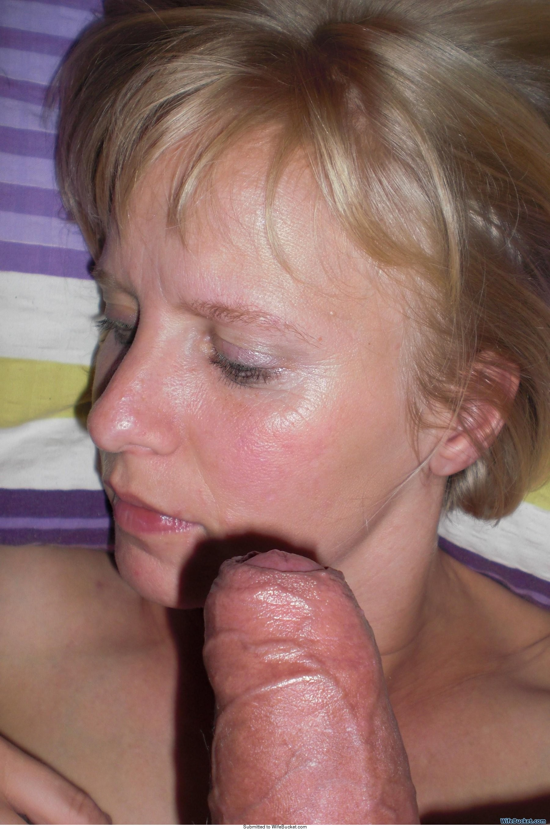 Real Wife First Threesome