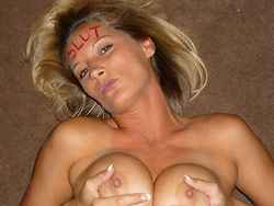 Homemade nudes of a bigtit MILF wife