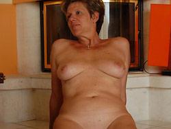 Real mature wife homemade porno