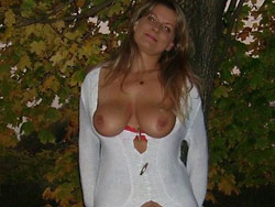 Public nudity and outdoor sex pics