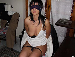 User-submitted pics of a real submissive wife