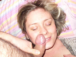 Homemade sex pics submitted by a BBW amateur wife