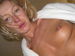 Amateur sex pics from their honeymoon vacation