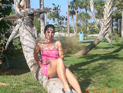 Wife nude on the vacation
