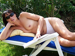 Public nudity and outdoor sex