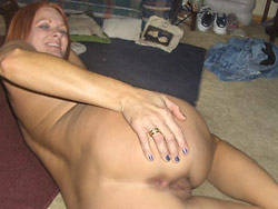Redhead amateur wife nudes