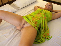 User-submitted honey-moon sex photos