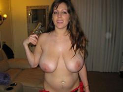 Drunk wife nude pics