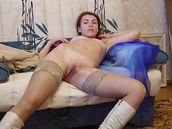 Nude pics from a hot MILF slut