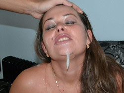 User-submitted gangbang photos