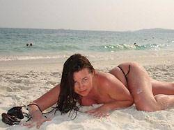 Nudist wife beach pics
