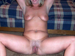 Homemade fucking with a hot MILF wife