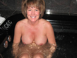 Nudes of a real mature wife