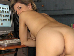Naked pics of a hot amateur MILF