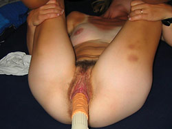 Home porno with a real mature wife