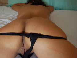 MILF sex pics from the nudist beach