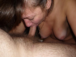 Homemade porn with a divorced wife