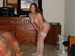 Nude pics of a real amateur wife