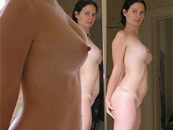 Homemade nude pictures of a real wife