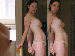 Naked mirror pics