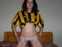 FFM threesome sex with hot MILFs