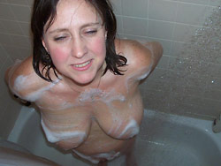 Nudes from this real mature wife