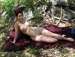 Public nudity from my wife