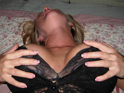 Hot sex with an experienced older woman
