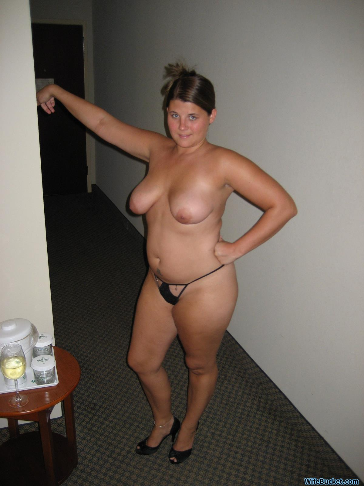 Plump wife sex