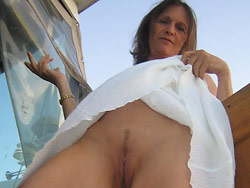 Pics of mature wife pussy