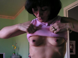 Pictures of a nude amateur wife