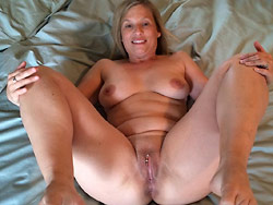 Gallery of real wives and MILFs naked