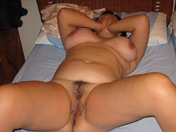 Nude pics of a real MILF