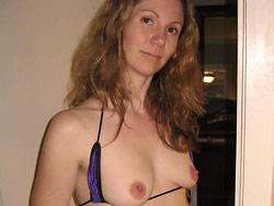 Gallery of naked MILF selfies